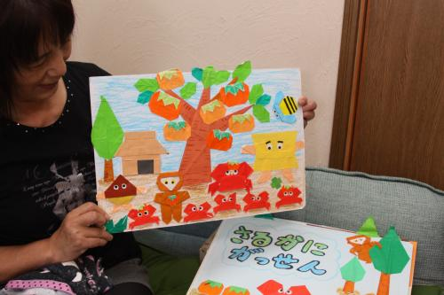 夏休みの工作にも☆折り紙で童話の紙芝居を作ろう!